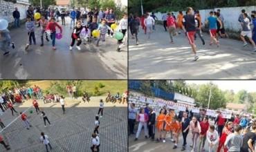 """Zhvillohet në Maliq aktiviteti """"Dita sportive"""""""