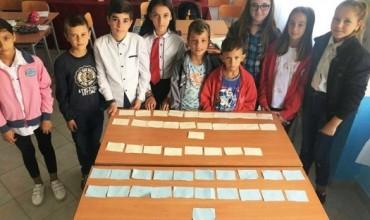 """""""Kodimi"""", orë e veçantë mësimore nga nxënësit e klasës së VI të shkollës """"Loni Mone Poro"""""""
