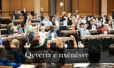 Statusi, misioni, të drejtat dhe detyrat e qeverisë së nxënësve