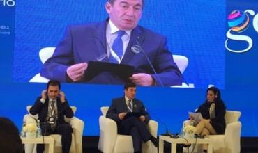 Ministri i Arsimit merr pjesë në Samitin Botëror të Arsimit