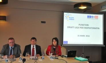 Prezantohet Projektligji për Inspektoriatin e Arsimit në Kosovë