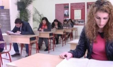 Provimi i shtetit, mësuesit testohen në 3 javët e para të korrikut
