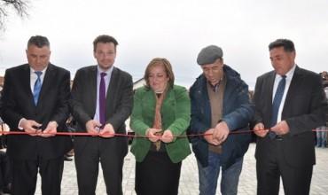 U përurua shkolla e re në Roganë të Kamenicës