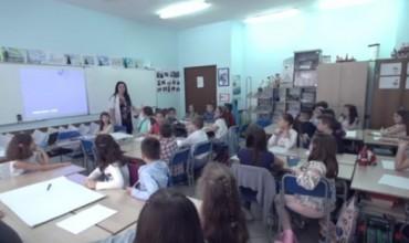 Orë model për klasën e tretë, lënda gjuhë shqipe dhe lexim