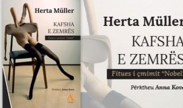 """""""Kafsha e zemrës"""", vjen në shqip kryevepra e nobelistes Herta Müller"""