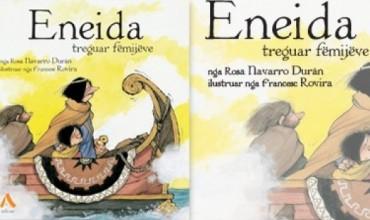 """""""Eneida"""", botohet versioni për lexuesit e vegjël"""