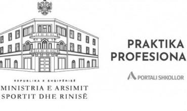MASR: javën që vjen pritet të fillojë praktika profesionale për 1500 mësues të sapo diplomuar