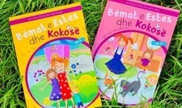 """Natasha Shuteriqi Poroçani: Vëllimi i dytë i librit """"Bëmat e Estes dhe Kokosë"""" vjen me një nivel tjetër rrëfimi"""