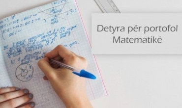 Teste matematike II për portofol