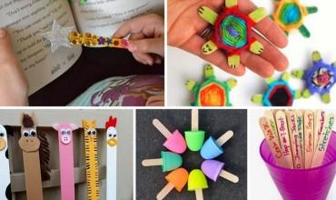 Shkopinjtë artizanalë, mënyra si t'i shfrytëzoni në klasë