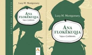 """Albas sjell në shqip variantin e plotë të """"Ana flokëkuqja"""" të autorit kanadez Lucy Montgomer-it"""