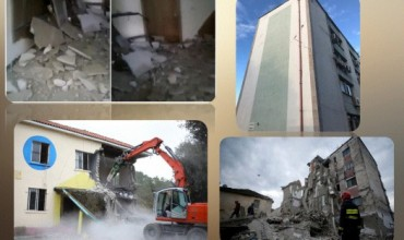 Rreth 4,800 nxënës dhe 650 mësues të prekur nga tërmeti, nis puna për shkollat e përkohshme