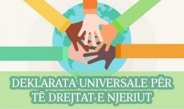 Përkujtohet 10 dhjetori, Dita Ndërkombëtare e të Drejtave të Njeriut