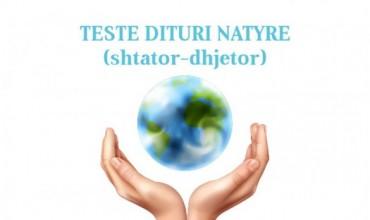 Teste përmbledhëse në lëndën dituri natyre, tremujori i parë, klasa IV