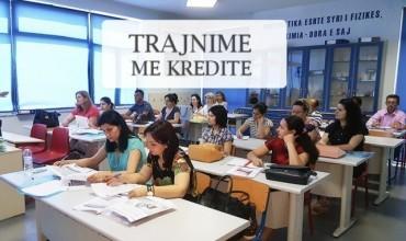"""Trajnim me kredite për tri module në qendrën e trajnimeve """"Albas"""""""