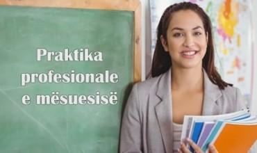 Në ndihmë të mësuesit kandidat ose praktikant