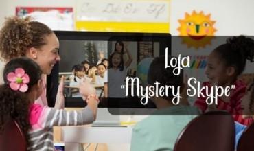 """Orë model në lëndën e anglishtes, përdorimi i teknologjisë në mësimdhënie, loja """"Mystery Skype"""""""