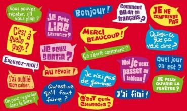 Orë mësimi virtuale e realizuar në lëndën Frëngjisht