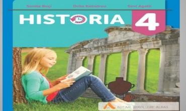 """Historia 4, tema mësimore """"Simbolet kombëtare"""""""