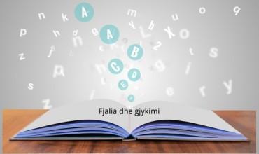 """Gjuhë shqipe V, tema """"Teksti dhe fjalia"""""""