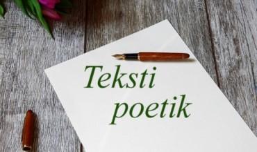 Hapat që duhen ndjekur për të bërë analizën e një teksti poetik