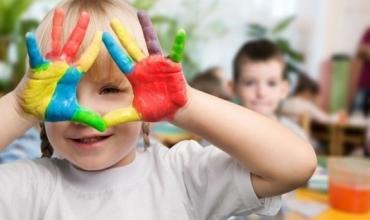 Bota e fëmijëve është e mbushur plot me ngjyra