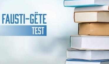 Test i mbështetur mbi komentet  e çelësit të Letërsisë dhe Gjuhës shqipe