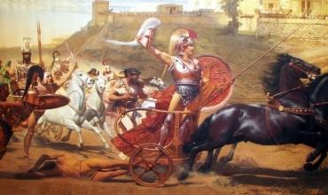 Iliada (Kënga VI) – Homeri, test i mbështetur mbi komentet e çelësit të Letërsisë dhe Gjuhës shqipe
