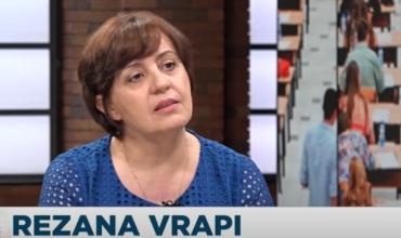 Protesta e maturantëve, drejtorja e QSHA-së Rezana Vrapi: Pyetjet nuk janë jashtë programit, s'kanë as gabime shkencore
