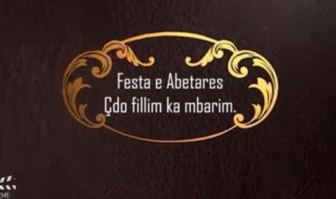 """Organizimi i veçantë i nxënësve të shkollës """"Lidhja e Prizrenit"""", Pejë, për realizimin e Festës së Abetares"""