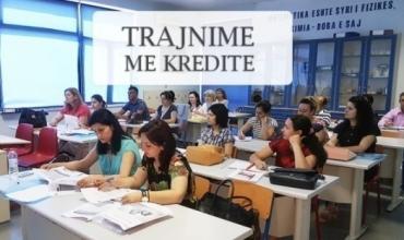 """Trajnime me kredite në Qendrën e Trajnimeve dhe Projekteve """"Albas"""""""