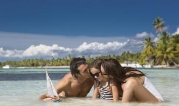 Për pushime të paharruara me fëmijët në plazh