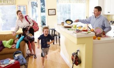 Ja se çfarë duhet të bëni ju si prindër për një javë të sukseshme dhe një rutinë të qetë