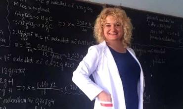 Mësuesja Manushaqe Hoxha Laçi: Arsimimi, prioriteti ynë
