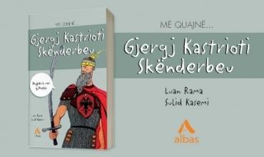 """Skënderbeu-Orë model nga shkolla shqipe """"Scanderbeg Parma"""" në përkujtim të Heroit tonë Kombëtar"""