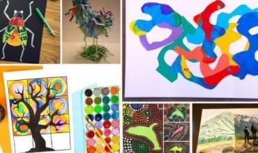 Projekte arti që mësojnë dhe frymëzojnë