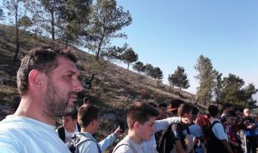 """""""Shëmbëlltyrë vlerash""""- Në kujtim të mësuesit Gazion Rusi"""