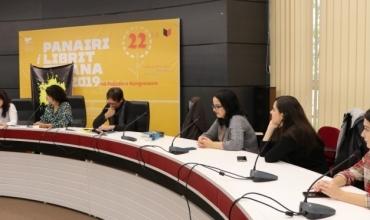 BE OPEN-MINDED, BE EUROPIAN- Konferenca me përkthyesit e veprave të projektit BOMBE