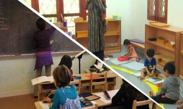 Dallimet midis shkollës tradicionale dhe shkollës moderne