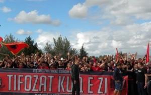 Pritje madhështore për kombëtaren shqiptare