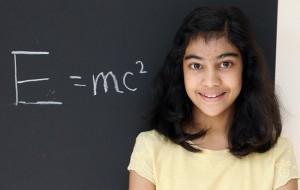 12-vjeçarja lë pas dy gjenitë e fizikës