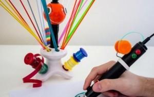 Renegade quhet stilolapsi që kthen plastikën në art 3D!