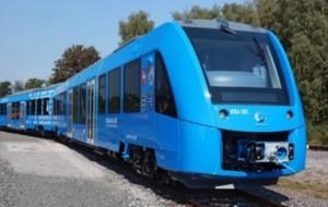 Gjermania ndërton trenin e parë me hidrogjen