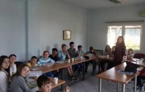 Hapet shkolla shqipe në Selanik