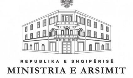 """""""Mësues për Shqipërinë"""", MASR informon DAR dhe ZA"""
