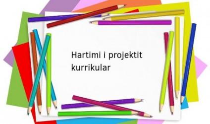 Hartimi i projektit kurrikular