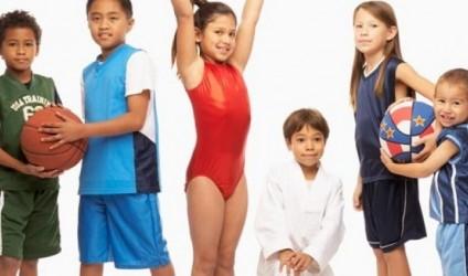 Aktivitetet sportive për fëmijët tuaj