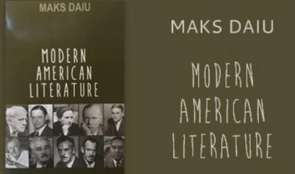 """Modern American Literature"""
