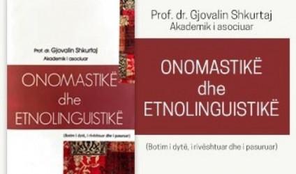 Onomastikë dhe etnolinguistikë