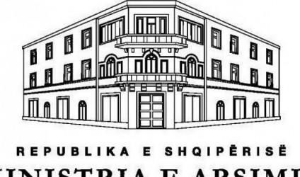 """Struktura e testit """"Mësues për Shqipërinë"""" 2018"""